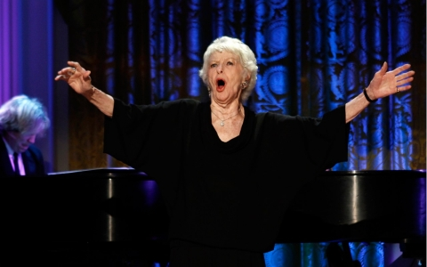 Thumbnail image for Elaine Stritch, Broadway's baby, dead at 89