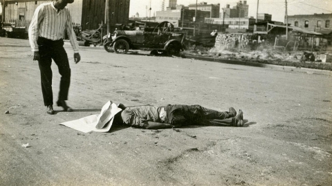 survivors of infamous 1921 tulsa race riot still hope for