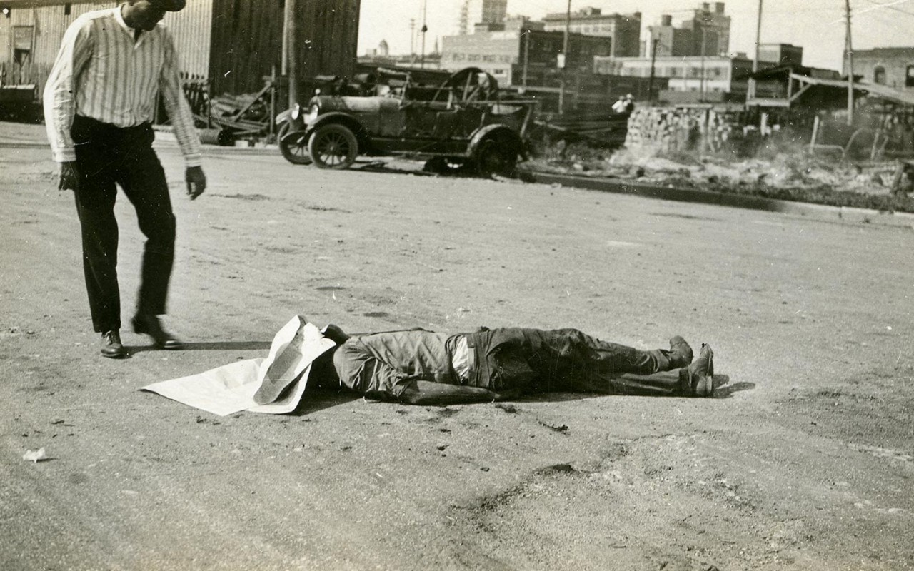 Survivors of infamous 1921 Tulsa race riot still hope for