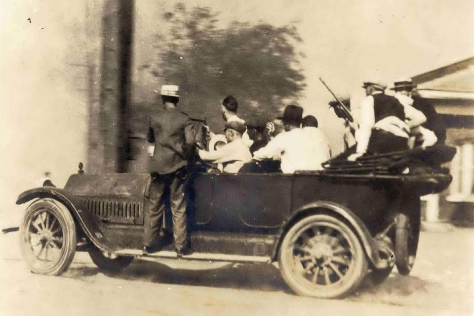 Tulsa race riots