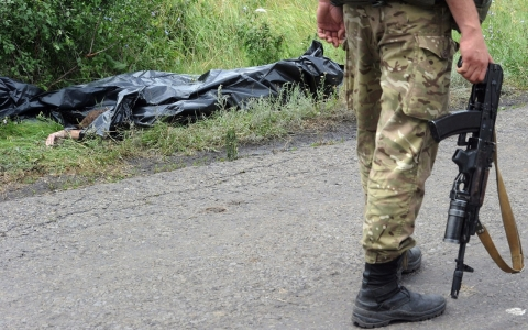 Thumbnail image for In Ukraine, a battle to determine who shot down Flight MH17