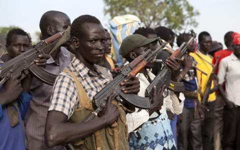 Thumbnail image for South Sudan rebels break cease-fire with assault on retaken town
