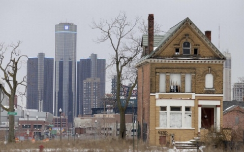 Thumbnail image for Detroit retirees vote for pension cuts
