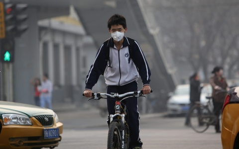 Thumbnail image for China's planned coal-to-gas plants would emit more CO2, report says