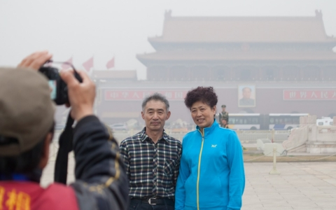 Thumbnail image for Tough anti-pollutions rules before China's legislature