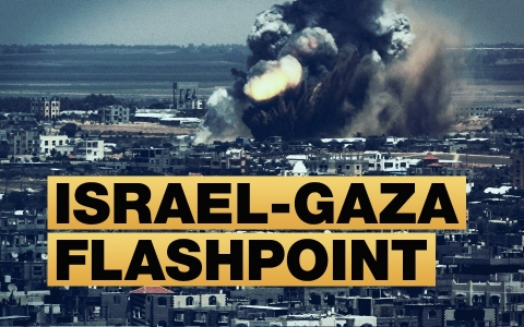 Thumbnail image for Israel-Gaza Flashpoint