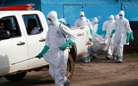 Thumbnail image for Ebola kills senior doctor in Liberia