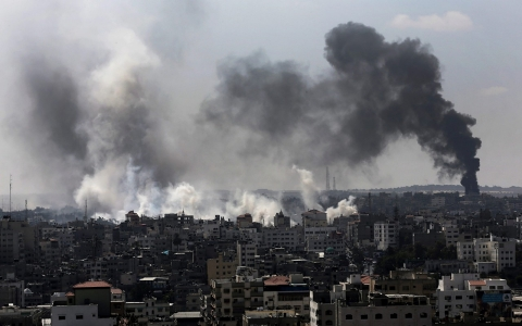 Thumbnail image for Hamas agrees to 24-hour cease-fire in Gaza after earlier rejection