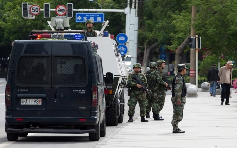 Thumbnail image for Uighurs complain of Chinese aggression after dozens killed