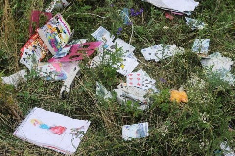 Thumbnail image for MH17 conspiracy theories bloom in wheat fields of eastern Ukraine