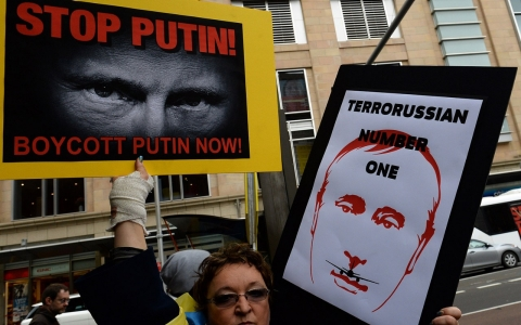 Thumbnail image for Opinion: Putin is transforming Mother Russia into a rogue state