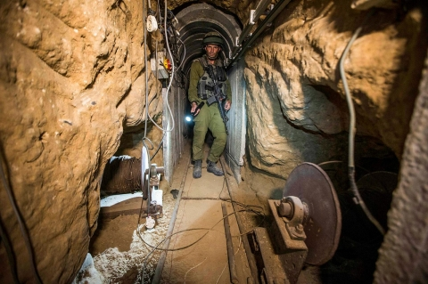 Thumbnail image for Opinion: Hamas' attack tunnels are transforming war with Israel