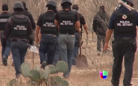 Mexico, disappeared, Zetas