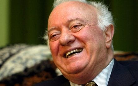 Ex-President of Georgia Eduard Shevardnadze dies at 86