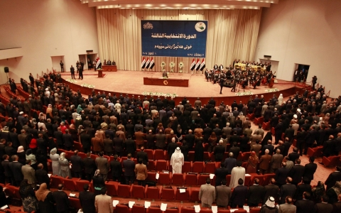 Thumbnail image for Iraq political impasse deepens as parliament postpones session