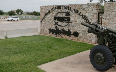 Thumbnail image for Oklahoma town divided on influx of immigrant kids to Army base