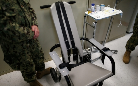 Thumbnail image for Gitmo brass testifying on force-feeding would be bad for morale, US says