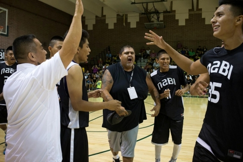 Native American Basketball Invitational NABI