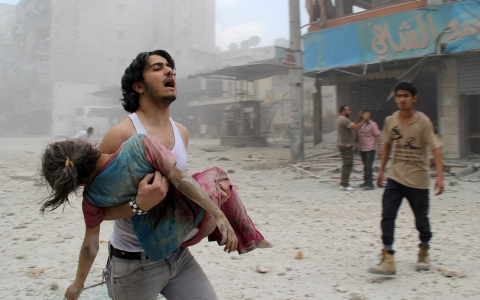 Thumbnail image for With Syria buried in the news, hopes fade for ending world's bloodiest war