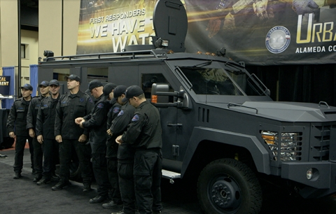 Thumbnail image for 5 things you need to know about police militarization