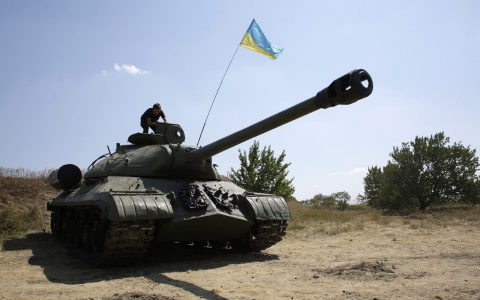 Thumbnail image for Ukraine says it's close to taking rebel-held Donetsk