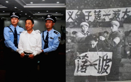 China returns to show trials of 1950s and '60s, legal experts say