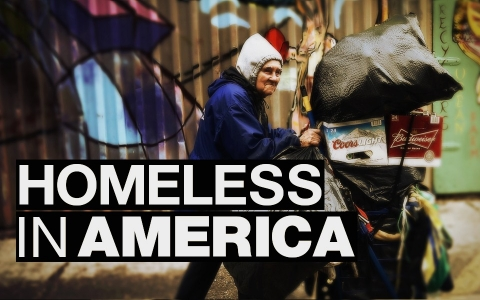Homeless in America