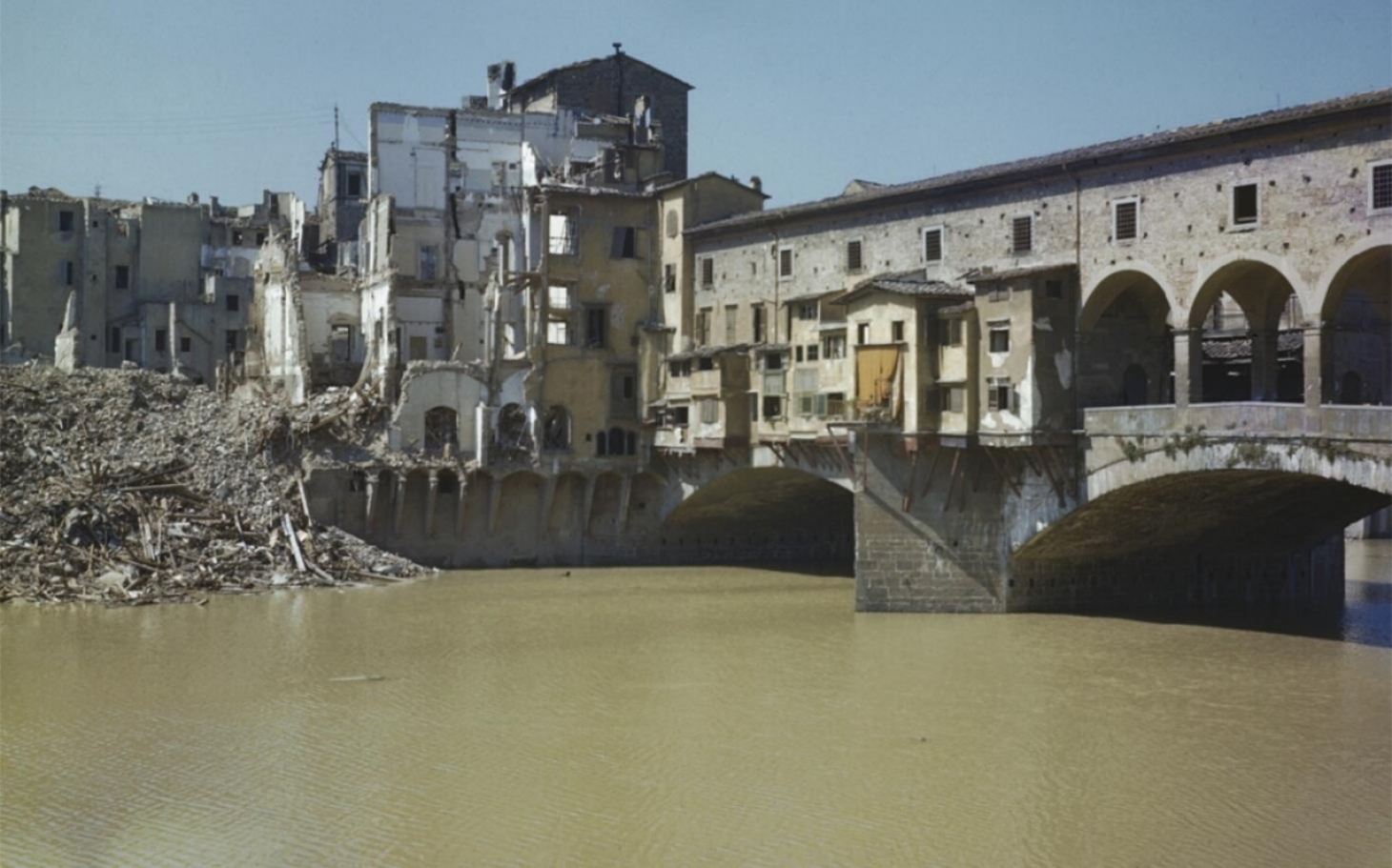Florence in mourning: Remembering the Nazis' destruction ...
