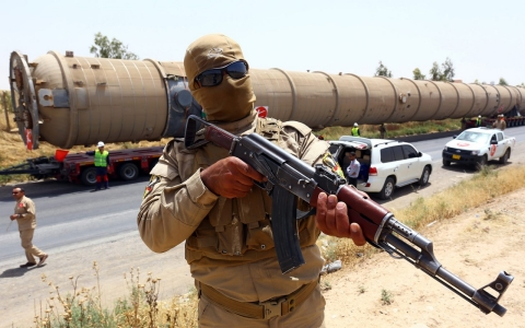 Thumbnail image for Iraq's black market oil fuels sectarian division
