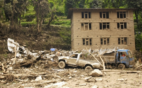 Thumbnail image for After landslide, over 150 feared dead in Nepal