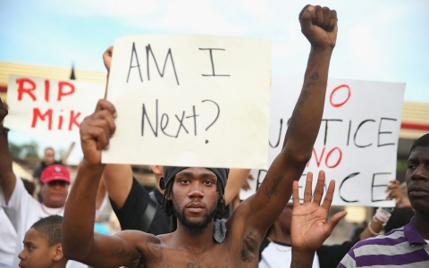 Thumbnail image for Ferguson prompts activists to rethink black power movement in America