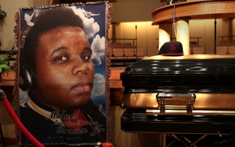 Thumbnail image for Opinion: The character assassination of Michael Brown