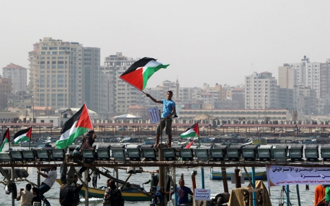 Thumbnail image for Opinion: Prospects for a Gaza seaport grow