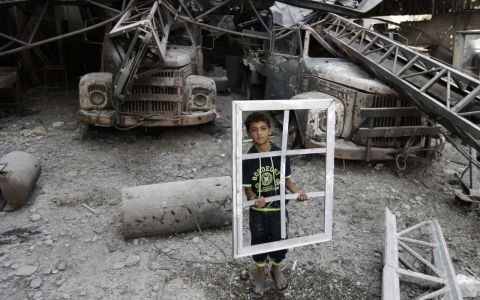 Thumbnail image for $6B in damage: Gaza economy reels from four weeks of war
