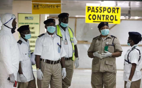 Thumbnail image for Ebola death toll rises to 887 as Nigeria confirms second case