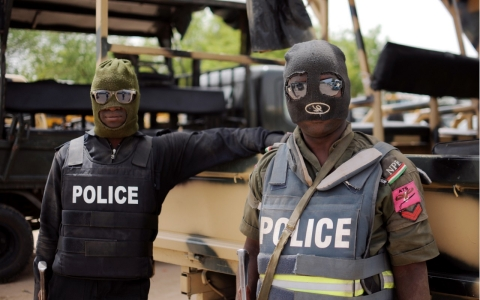 Thumbnail image for Nigeria's military accused of war crimes
