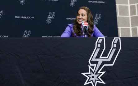 NBA team hires league's first female full-time assistant coach