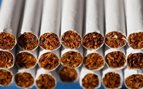 Thumbnail image for Study: 10 percent of cancer survivors still smoke tobacco