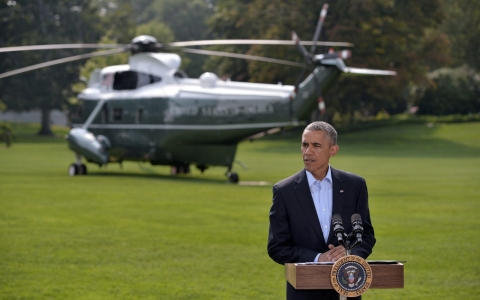 Thumbnail image for Obama: Battling Islamic State in Iraq a 'long-term project'