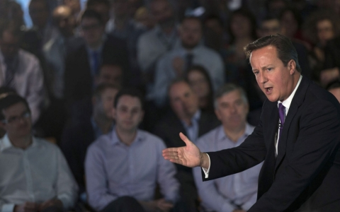 Thumbnail image for British PM begs Scotland to stay in UK