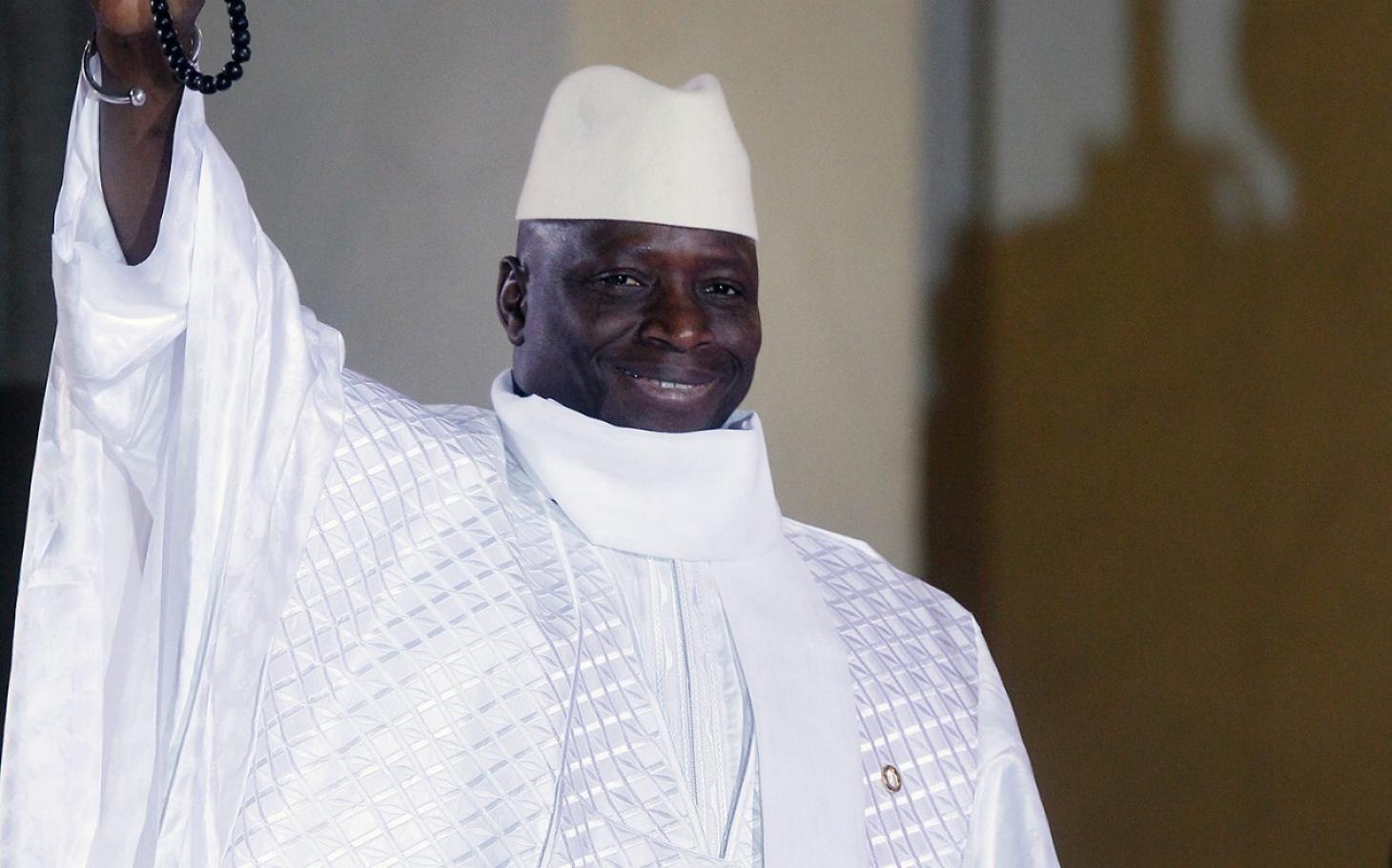 Gambias president to homosexuals statistics