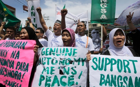 Thumbnail image for Philippines close to approving autonomous Muslim zone