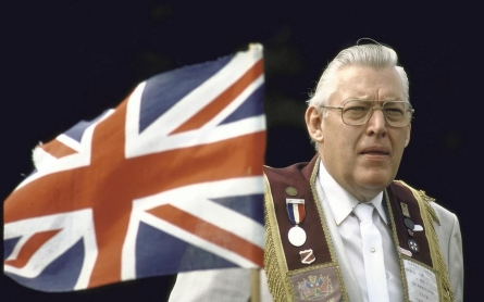 Ian Paisley, firebrand preacher turned key figure in N Ireland peace, dies