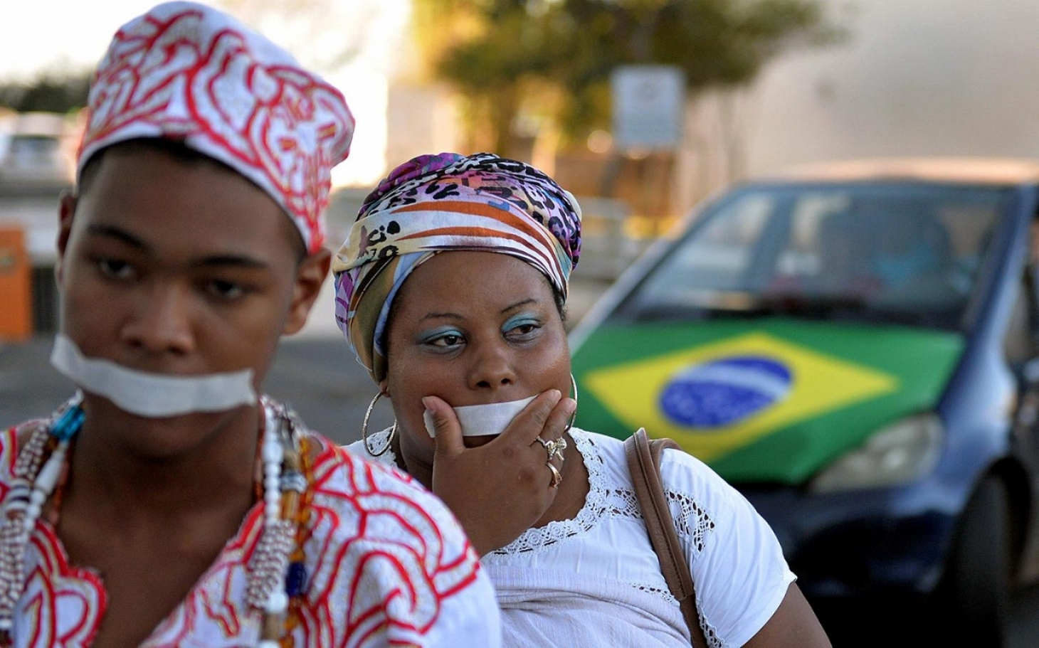 Followers Of Afro Brazilian Religions Feel Under Attack