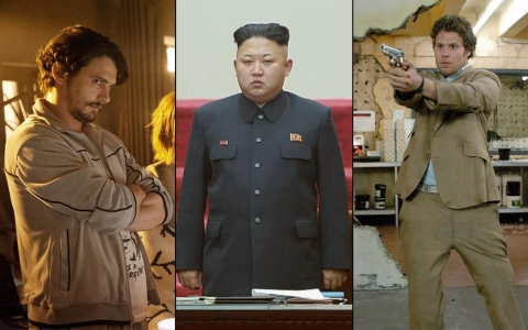 Thumbnail image for North Korea calls Hollywood film 'act of war,' demands US ban its release