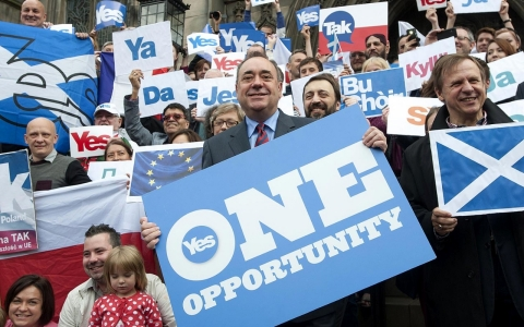 Thumbnail image for Too close to call: Scotland independence vote hinges on working class