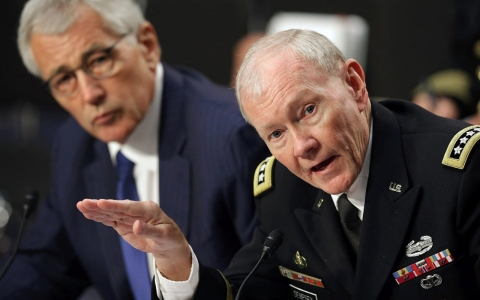 Thumbnail image for Top US general says troops may be needed in Iraq