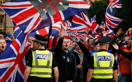 Scotland sticks with the UK, but union fissures laid bare