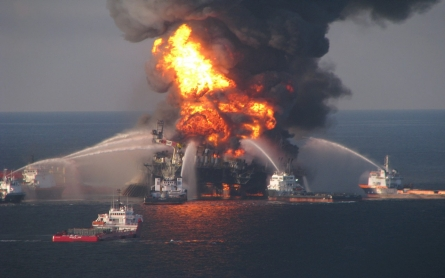 Halliburton agrees to $1.1B settlement for role in Gulf oil spill