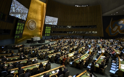 Thumbnail image for ISIL, Ebola and Ukraine: What's on the agenda at the UN General Assembly